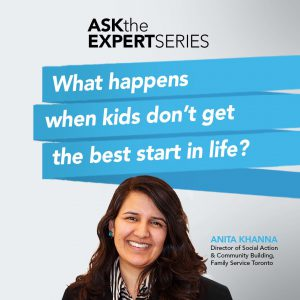 Ask the experts: what happens when children don't get the best start in life.