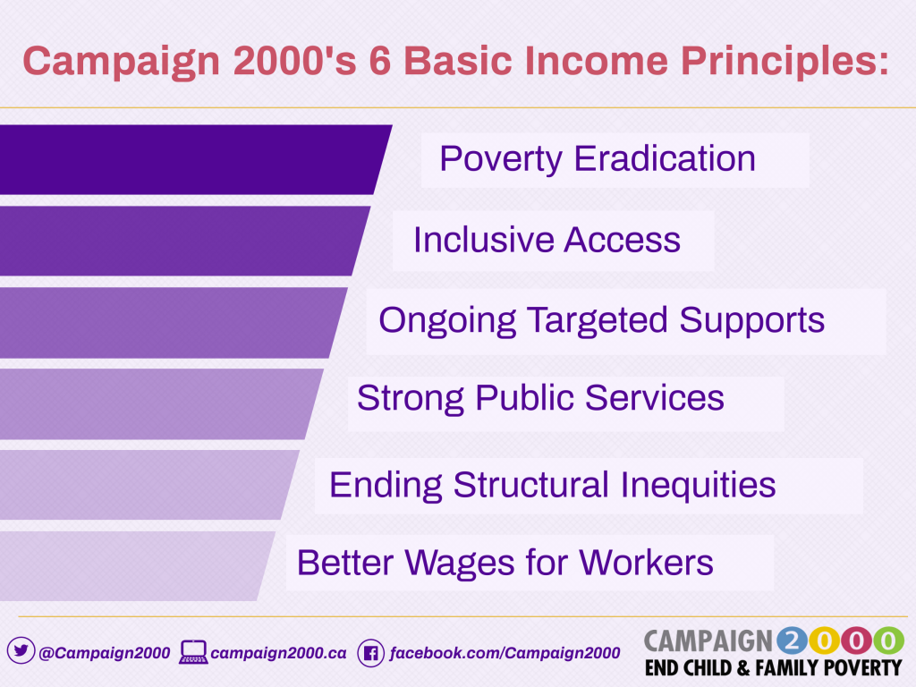 Basic Income 6 Principles